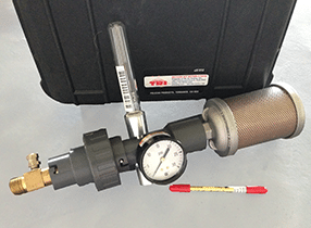 The Compressed Air Sampling Kit